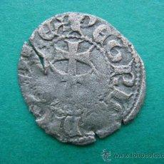 Monedas medievales: DINERO DE VELLÓN DE PEDRO III DE ARAGÓN. 1336-1387. Lote 108358735