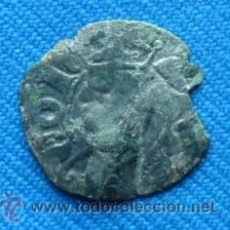 Monedas medievales: DINERO DE JAIME II DE ARAGÓN, SARIÑENA 1291-1327. Lote 28278005