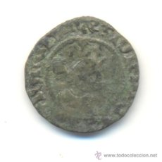 Monedas medievales - 11-BARATO DOBLER DE JUAN II (1458-1479) CECA DE MALLORCA MARCA ESCUDOS CATALANES CATALUÑA - 30176891