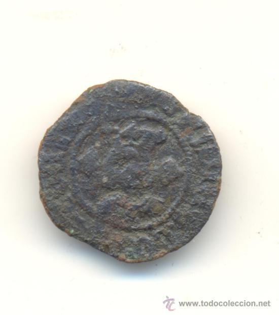 BARATO DOBLER DE JUAN II CECA DE MALLORCA (1458-1479) MARCA ESCUDOS CATALUÑA CATALANES. (Numismática - Medievales - Cataluña y Aragón)
