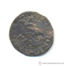 Monedas medievales: 39-BONITO DOBLER DE ALFONSO IV EL MAGNANIMO (1416-1458) CECA DE MALLORCA MARCA: ESCUDOS CATALANES. Lote 31044877