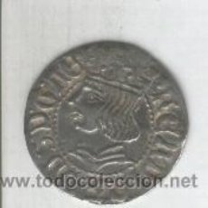 Monedas medievales: MONEDA DE CATALUNYA CATALANA MEDIEVAL CROAT BARCELONA FERRAN II FINALES XV EXCELENTE CONS VARIANTE. Lote 31045548