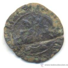 Monedas medievales: MUY RARO DOBLER DE JUAN II (1458-1479) MARCA: CABALLO-PERRO DESCATLLAR MEJOR QUE EN EL SCANNER.. Lote 32429346