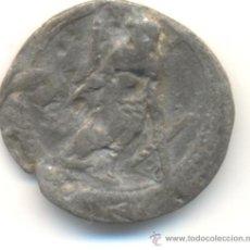 Monedas medievales: BARATO PLOMO IGLESIA SANTA EULALIA MALLORCA CRUSAFONT Nº2429 SIGLO XIII AL XVII. Lote 33205733