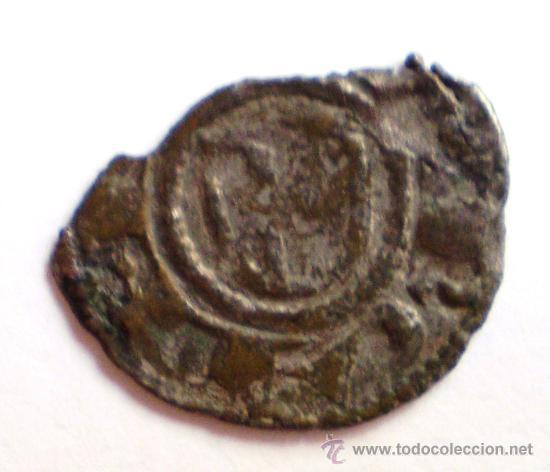 JAIME I EL CONQUISTADOR 1213 - 1276 DINERO DINER DE DOBLENC BARCELONA (Numismática - Medievales - Cataluña y Aragón)