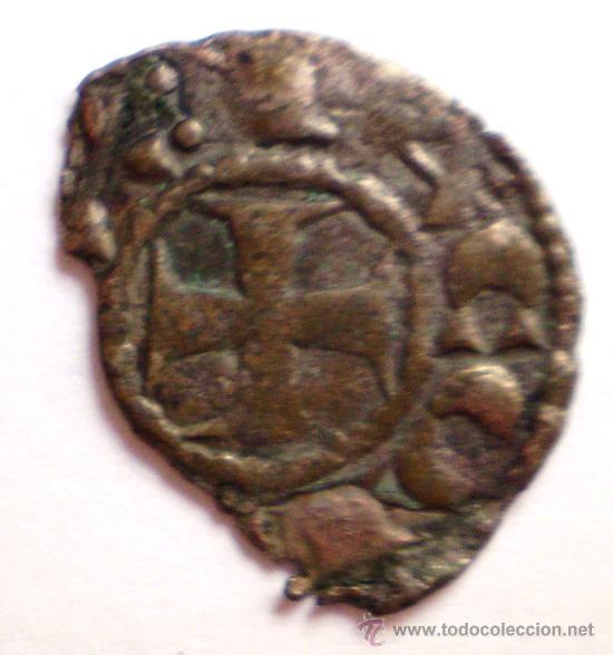 Monedas medievales: Jaime I El Conquistador 1213 - 1276 Dinero Diner de Doblenc Barcelona - Foto 2 - 33237051