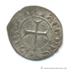 Monedas medievales: 10-BONITO DINER DE JAIME II REY DE MALLORCA (1276-1311) A GÓTICA EN EL REVERSO.. Lote 33384354