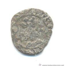 Mittelalterliche Münzen - BARATO Y RARO DOBLER DE JUAN II (1458-1479) CECA DE MALLORCA MARCAS: CABALLO-PERRO DESCATLLAR - 33519918