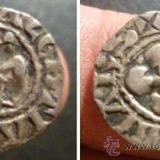 Monedas medievales: DINERO PLATA OBISPADO DE VALENCE (FRANCIA MEDIEVAL) 1157-1276. CRUZ Y ANGEL. Lote 36082946
