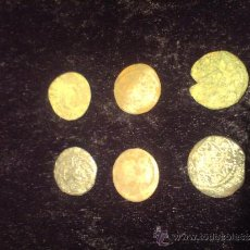 Monedas medievales: MUY ECONOMICO LOTE DE 6 ARDITES. Lote 36201130