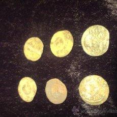 Monedas medievales: MUY ECONOMICO LOTE DE 6 ARDITES. Lote 36201132