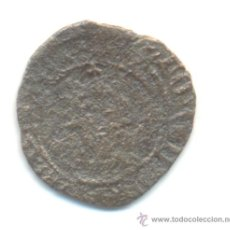 Monedas medievales: 48- RARO DINER DE ALFONSO IV (1416-1458) CECA DE MALLORCA.. Lote 38135744