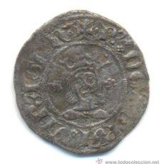 Monedas medievales: MUY RARO DOBLER DE PERE IV EL CEREMONIOSO (1336-1387) CECA DE MALLORCA MARCA: ROSAS. Lote 38777309