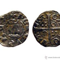 Monedas medievales: ÒBOL DE BARCELONA PERE III (1336-1387) OBOLO DE BARCELONA PEDRO IV. Lote 39500479