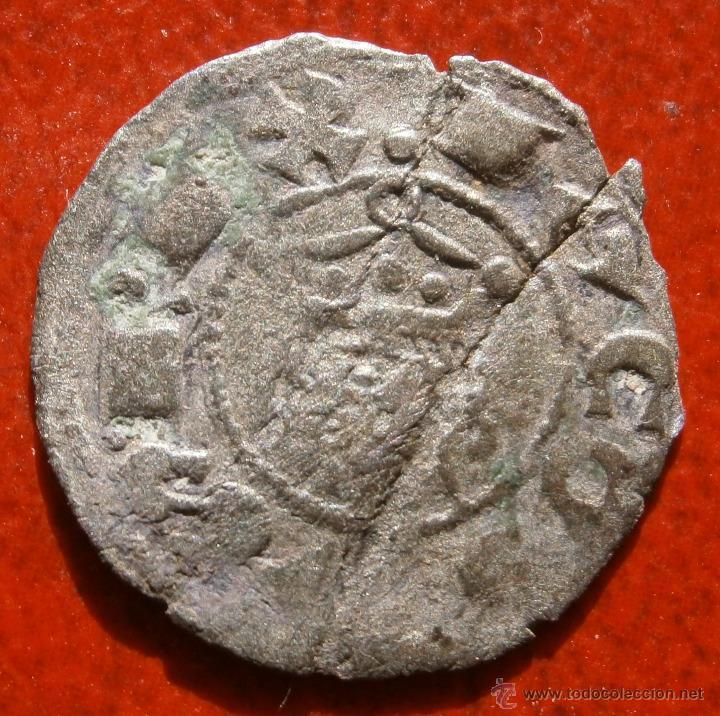 JAIME I DINERO DE VALENCIA (Numismática - Medievales - Cataluña y Aragón)
