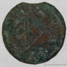 Monedas medievales: MONEDA CATALANA LOCAL VIC DINER CRUSAFONT 1618 FELIPE I (IIDE CASTILLA) ESCASA. Lote 39802692