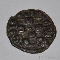 Teresa d´Entença 1314-1328 Comtat Urgell Pugesa incusa Varietat molt rara CGMC 1948 c.