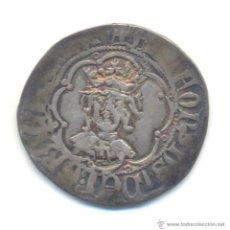Monedas medievales: REAL DE ALFONSO IV (1416-1458) CECA DE MALLORCA, MARCA: FLORES DE LYS. EXCOLECCIÓN RAMÓN MUNTANER. Lote 43860146