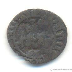 Monedas medievales: MUY RARO DOBLER DE JUAN II (1458-1479) MARCA: CABALLO-PERRO. DESCATLLAR CRUSAFONT Nº961. Lote 43984442