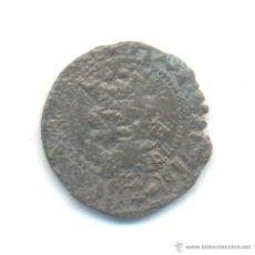 Monedas medievales: RARO DINER DE ALFONSO IV EL MAGNANIMO (1416-1458) CECA DE MALLORCA. MARCA ESCUDOS CATALUÑA PROCURADO. Lote 49348606