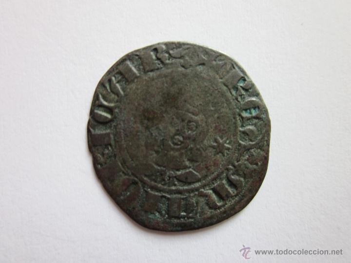 ESCASO DOBLER DE SANÇ DE MALLORCA. (Numismática - Medievales - Cataluña y Aragón)