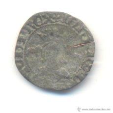 Monedas medievales: 10-MUY RARO DOBLER DE JUAN II (1458-1479) MARCA: CABALLO-PERRO. DESCATLLAR CRUSAFONT Nº961. Lote 60925863