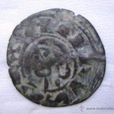 Monedas medievales: MONEDA DINERO VELLON ALFONSO I DE ARAGON. Lote 54744807