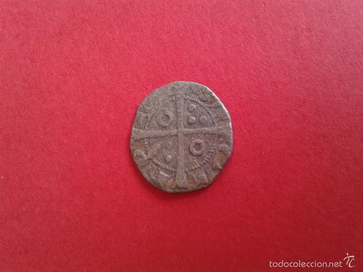 Monedas medievales: JAIME II. 1291 - 1327. DINERO DE VELLÓN. BARCELONA. BONITO. - Foto 2 - 151548038