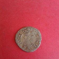 Monedas medievales: JAIME II. 1291 - 1327. DINERO DE VELLÓN. BARCELONA.. Lote 151548089