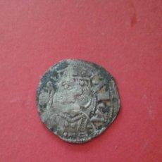 Monedas medievales: JAIME II. 1291 - 1327. DINERO DE VELLÓN. ARAGÓN. BONITO. RICO EN PLATA.. Lote 58500134