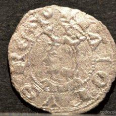 Monedas medievales: DINERO DE BARCELONA JAIME II VELLON PLATA DINER DE BARCELONA JAUME II. Lote 58520165