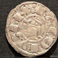 Monedas medievales: DINERO DE VALENCIA JAIME I DINER JAUME I VELLON PLATA EXCELENTE CONSERVACIÓN. Lote 58533820