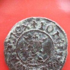 Monedas medievales: RARO DINER DE JUAN II (1458-1479) CECA DE MALLORCA. MARCA: PERRO A LA IZQUIERDA. DESCATLLAR. Lote 58696789