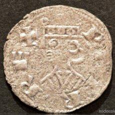 Monedas medievales: DINERO DE ARAGÓN PEDRO I VELLÓN PLATA ESPAÑA. Lote 60186779