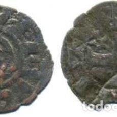 Mittelalterliche Münzen - ALFONSO I ARAGON, DINERO DE TOLEDO, VARIANTE, ESTRELLA 1ª CUADRANTE Y CRECIENTE PRINCIPIO LEYENDA - 61847284