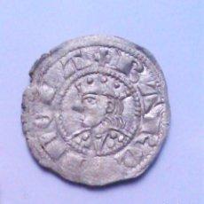 Monedas medievales: JAIME II, BARCELONA, DINERO DE VELLÓN(1291-1326). Lote 64653643