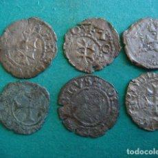 Monedas medievales: DINEROS VARIADOS DEL REYNO DE ARAGÓN. Lote 66858530