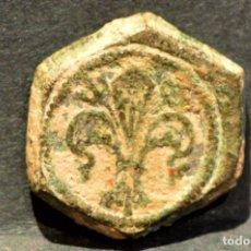 Monedas medievales: PONDERAL DE FLORIN MUY RARO. Lote 67487861