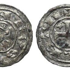 Monedas medievales: *** BONITO DINERO DE ALFONSO I DE ARAGÓN 1109-1126 TOLEDO, MÓDULO GRANDE ***. Lote 74738143