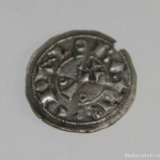 Monedas medievales: UN DINER. ALFONSO I. PLATA. BARCELONA. S. XII. Lote 81890892