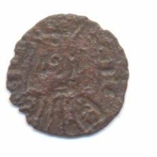 Monedas medievales: Nº77—DINER DE JAIME II (1291-1327) FALSO FALSA DE ÉPOCA CECA DE ARAGON . Lote 90978460