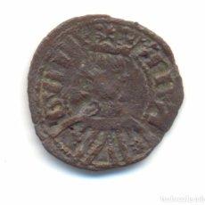 Monedas medievales: Nº75—DINER PERE III (1336-1387) FALSA FALSO DE ÉPOCA ARAGON . Lote 90978610