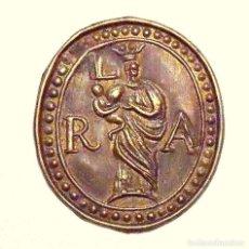 Monedas medievales: PELLOFA - MANRESA - CRUSAFONT 1795 - LATON - MUY ESCASA. Lote 94122120