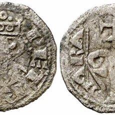 Monedas medievales: RARÍSIMO ÓBOLO JAQUÉS DE PEDRO II DE ARAGÓN (1196-1213) CRUSAFONT Nº2117 RRR PESO: 0'49 GRAMOS.. Lote 94320974