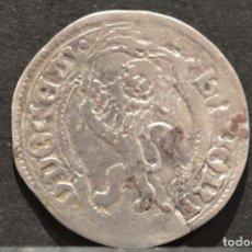 Monedas medievales: GROSS DE BOLONIA (1446 - 1509) PLATA. Lote 98206459