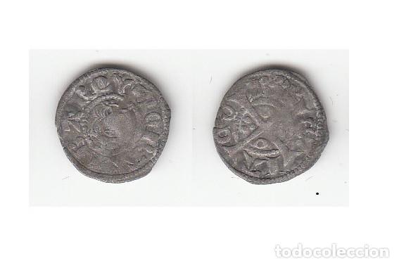 MONEDA DE JAIME I. OBOLO. BARCELONA. 1213-1276. FAB-857 (Numismática - Medievales - Cataluña y Aragón)