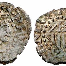 Monedas medievales: S/D. FELIPE III. BANYOLES. DINER. (CRU.C.G. 3659B) (CRU.L. 1058.3). 0,66 G. BALNEOA. RARA. EBC. Lote 106255731