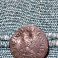 Monedas medievales: BARATO DOBLER JAIME III MALLORCA ÚLTIMO REY DE MALLORCA AGUJERO PARA LLEVARLA COLGADA COMO CRUZ. Lote 278923483