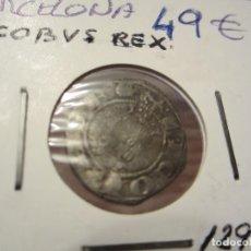 Monedas medievales: MONEDA DE 1 DINERO DE JAIME II (1291 AL 1327). Lote 110263647