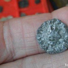 Monedas medievales: DINERO O PIXTOL CERDEÑA ALFONSO IV. Lote 112704019